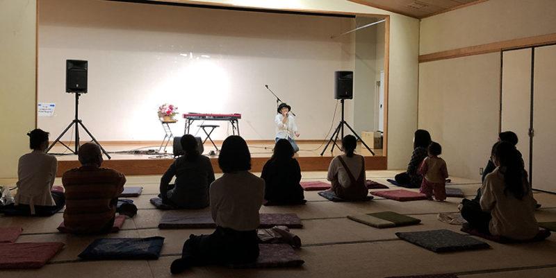 染矢敦子コンサート